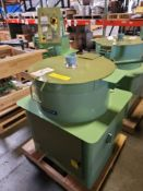 CONQUEST INDUSTRIES SPIN CASTING MACHINE, MODEL SP621, VOLTS: 110, 10 AMPS