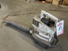 RYOBI GAS BLOWER, MODEL 280R