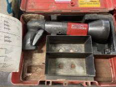 HILTI DX600N ACTUATED TOOL