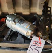 HITACHI FRAMING NAIL GUN, MODEL NR83A3