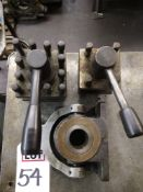 LOT - ASSORTED MACHINE TOOLS