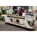 2002 CHEVALIER CG-1440A UNIVERSAL CYLINDRICAL GRINDER, MITSUBISHI PLC, PRO FACE TOUCH SCREEN