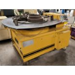 """SPITFIRE SP-GYR/3-36CCA GYROMATIC PRECISION FLAT LAPPING MACHINE, 36"""" 3-RING STYLE, S/N 9004-36CCA-"""
