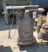"""DELTA 6"""" JOINTER, 32"""" TABLE LENGTH, S/N 70-1564"""