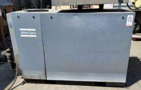 ATLAS COPCO GA37 AIR COMPRESSOR, 50 HP, S/N 315-531