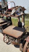 """SPO 113-J JOLT SQUEEZE MOLDING MACHINE, TABLE SIZE: 26"""" X 18"""""""