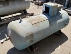 AIR RECEIVING TANK FROM COMPRESSOR, COMPRESSOR NOT INCLUDED