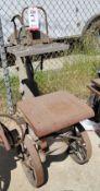 """SPO 110-J JOLT SQUEEZE MOLDING MACHINE, TABLE SIZE: 20"""" X 16"""""""