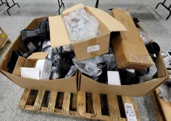 LOT - PALLET OF MISC STOCK PARTS