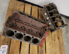 LOT - FORD 302 BLOCK AND GM BLOCK