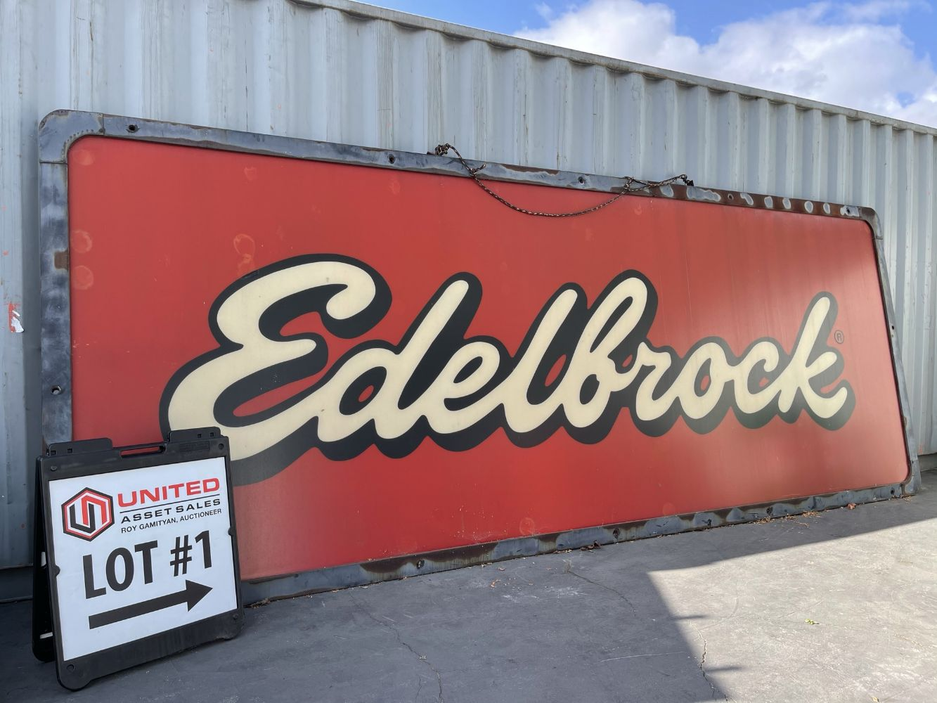 EDELBROCK PERFORMANCE: CNC MACHINE SHOP, 1980 CORVETTE, TOY HAULER, STORAGE CONTAINERS, SUPPORT EQUIPEMENT, TOY STORE AND RELATED ITEMS