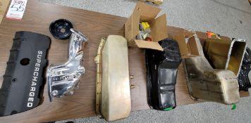 LOT - MISC OIL PANS, MILODON 18516 OIL PUMP PICKUP
