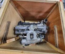 USED NISSAN 6-CYLINDER ENGINE