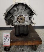 FORD 4.6L MODULAR ENGINE, V-8 SHORT BLOCK