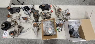 LOT - APPROX. (15) MISC WATER PUMPS
