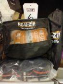 LOT - RE-U-ZIP REUSABLE DUST BARRIER ZIPPERS, RE-U-ZIP MAGNETIC (LOCATION: ORANGE, CA)