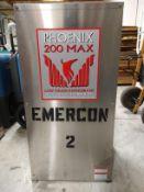 PHOENIX 200 MAX LOW GRAIN REFRIGERANT HIGH CAPACITY DEHUMIDIFIER (LOCATION: ORANGE, CA)