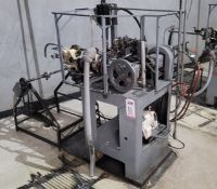 """NILSON S-00 FOURSLIDE WIRE FORMING MACHINE, 1/32"""" CAPACITY, S/N 86350"""