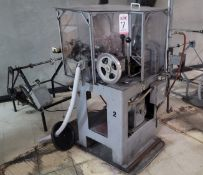 """NILSON S-00 FOURSLIDE WIRE FORMING MACHINE, 1/32"""" CAPACITY, S/N UNREADABLE"""