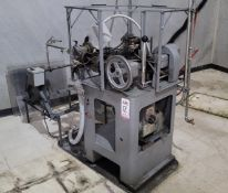 """NILSON S-00 FOURSLIDE WIRE FORMING MACHINE, 1/32"""" CAPACITY, MISSING DATA TAG"""