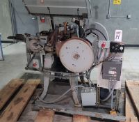 NILSON S-0 FOURSLIDE WIRE FORMING MACHINE, NO. 60880, S/N 60980 (NOTE: LOT 13 & 14 HAVE IDENTICAL
