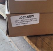 LOT - (7) BOXES OF HAAS MACHINE PARTS, NEW, SEE PHOTOS