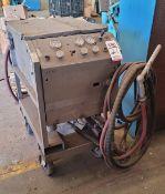 DRY ICE BLASTING MACHINE, MODEL SDI-5, PART NO. 12901-001K, S/N 71691C-821