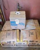 LOT - (10) 100 LB BAGS OF #30 SILVER SAND