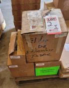 LOT - (4) BOXES OF FADAL MACHINE PARTS, NEW, SEE PHOTOS