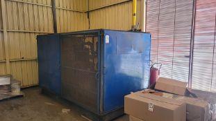 QUINCY 200 HP AIR COMPRESSOR, MODEL QSI 1000, S/N 1000ACA330188 (PLM 55-06)