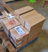 LOT - (15) BOXES OF HAAS MACHINE PARTS, NEW, SEE PHOTOS