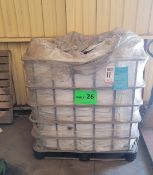 LOT - APPROX. 2,000 LBS OF MAGNESIUM INGOTS