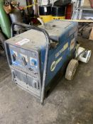 MILLER BOBCAT 250 CC/CV, AC/DC, 10,000 WATT GENERATOR, LPG POWERED, 1078 HOURS, S/N LF172751 (