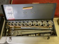 """ARMSTRONG ¾"""" DRIVE SOCKET SET (LOCATION: AS)"""
