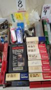 LOT - (2) BOXES OF HELICOIL SUPPLIES