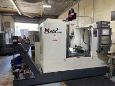 2008 MAG FADAL VMC3016FX-I0 MACHINING CENTER, ELITE PACKAGE, GE FANUC SERIES OI-MC CNC CONTROL, XYZ