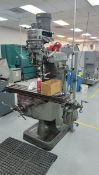 BRIDGEPORT MILL, S/N 118525, **IMMEX REGISTERED EQUIPMENT (NEEDS TO RETURN TO THE US) SELLER WILL