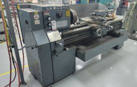 LEBLOND ENGINE LATHE, S/N 10E-259 X0-355, **IMMEX REGISTERED EQUIPMENT (NEEDS TO RETURN TO THE US)