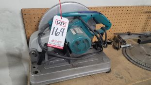 MAKITA CUT-OFF SAW, MODEL 2414NB, **IMMEX REGISTERED EQUIPMENT (NEEDS TO RETURN TO THE US) SELLER