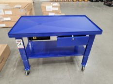 2020 PARTS CLEANING CART, 4' X 2'