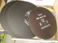 """LOT - NEW CUTTING WHEELS: (7) 10"""" AND (8) 8"""""""