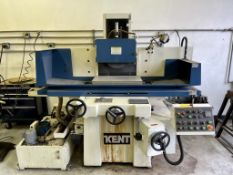 """2007 KENT KGS-63AHD SURFACE GRINDER, 3 AXIS, 12"""" X 24"""" MAGNETIC CHUCK, AUTO INCREMENTAL DOWN"""