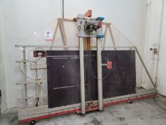PANEL SAW, 3 HP, NO DATA PLATE