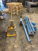 LOT - ENGINE LIFT AND MOTORCYCLE HOIST