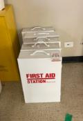 LOT - FIRST AID KITS