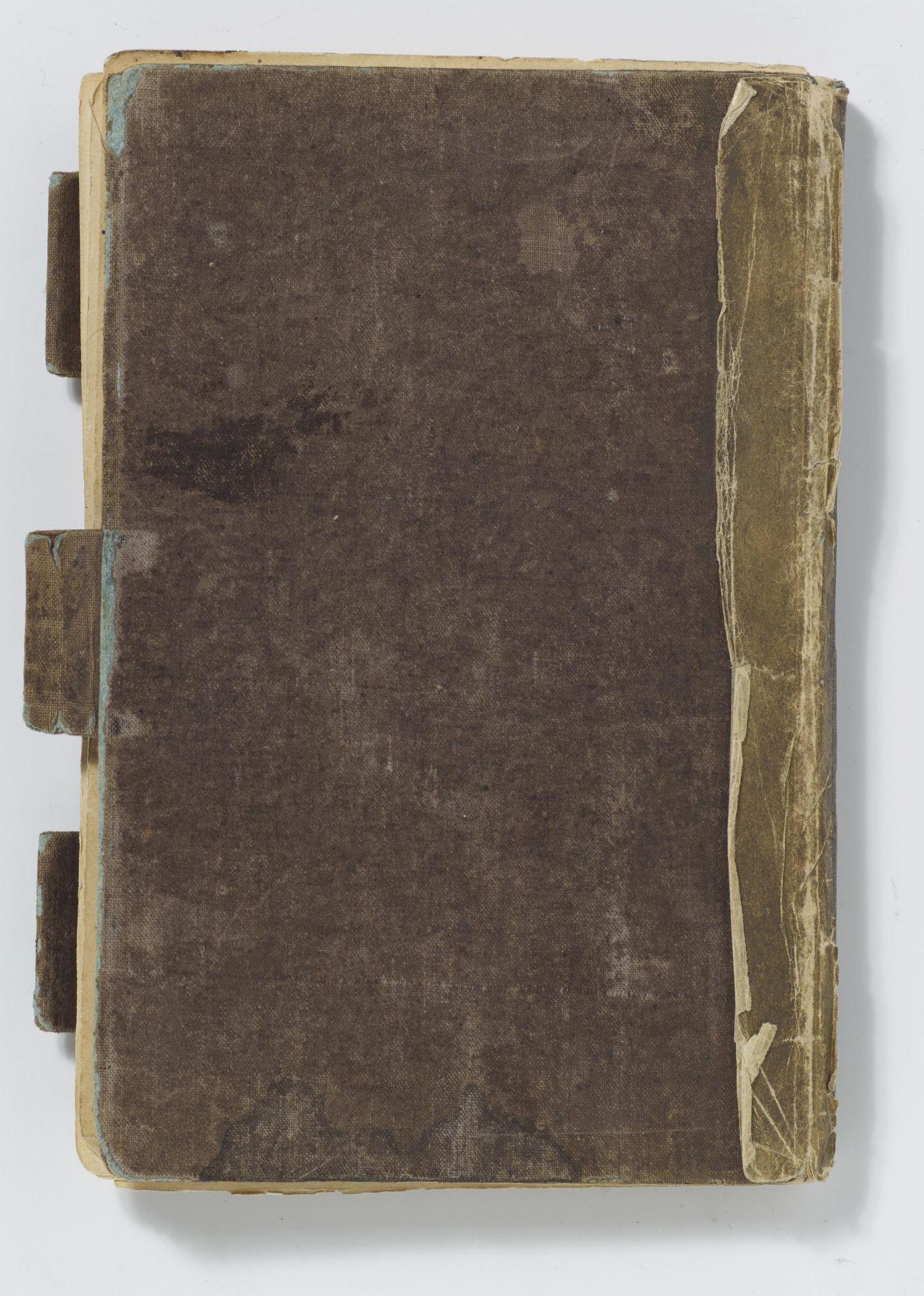 Kaupert, Gustav Kassel 1819 - 1897  Sketchbook, ca. 50 pages. Architecture, Italian landscapes - Bild 3 aus 6