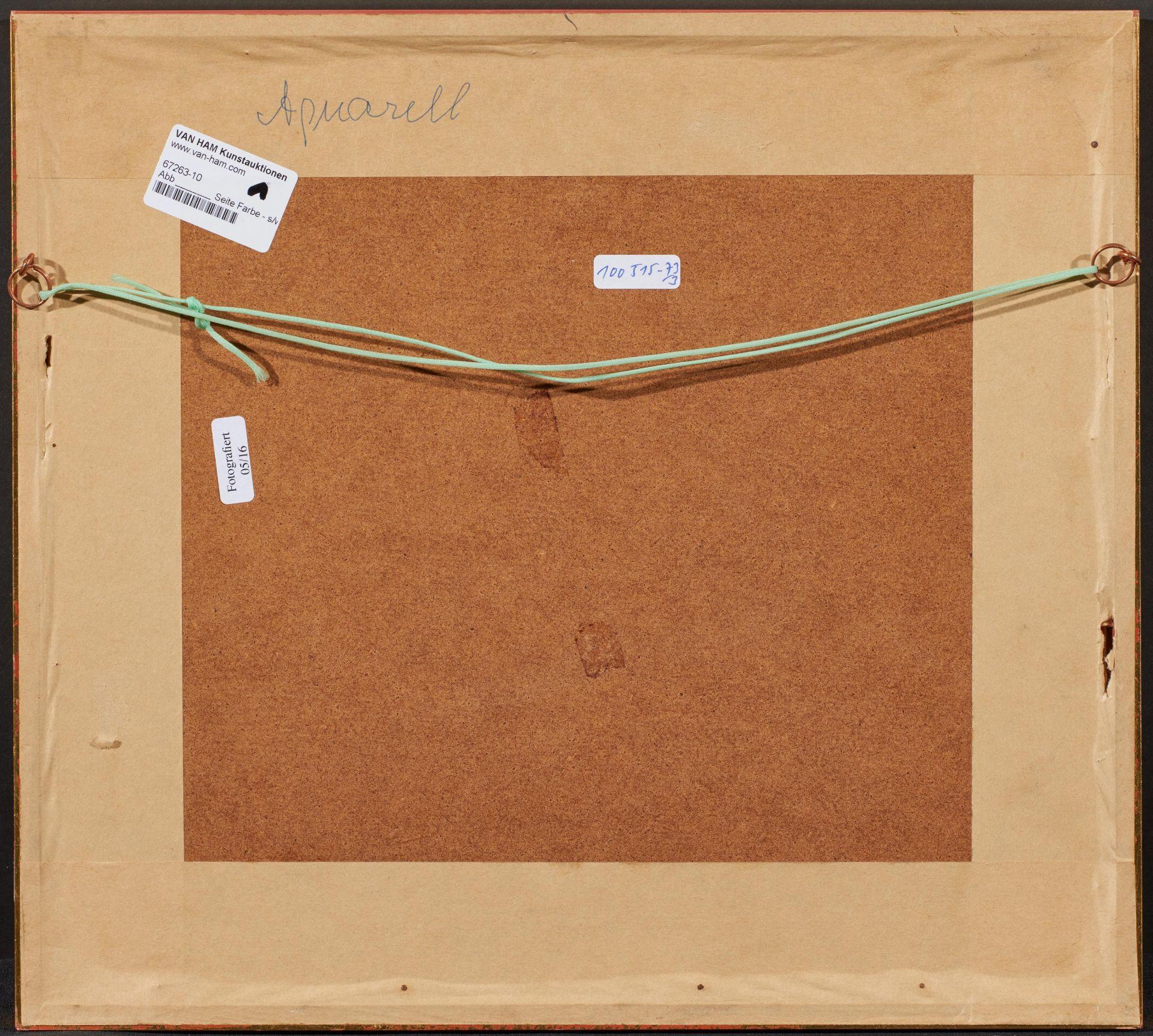 Englischer Meister. um 1900. Drei Aquarelle: Gänse und Enten. Jeweils: Aquarell auf Papier. - Bild 4 aus 11