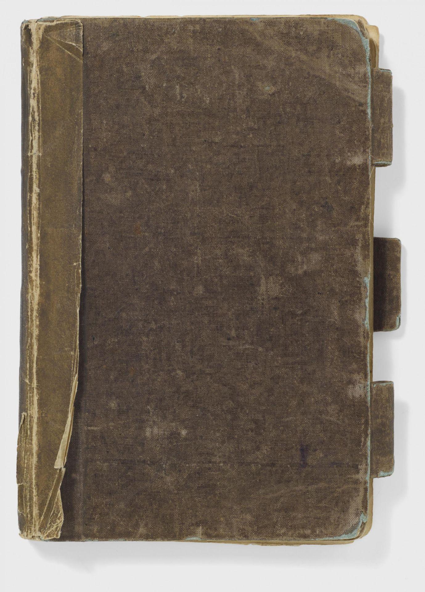 Kaupert, Gustav Kassel 1819 - 1897  Sketchbook, ca. 50 pages. Architecture, Italian landscapes - Bild 2 aus 6