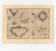 Acores Insulae - Karte der Azoren
