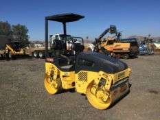 Bomag BW120AD-4 Vibratory Tandem Roller,